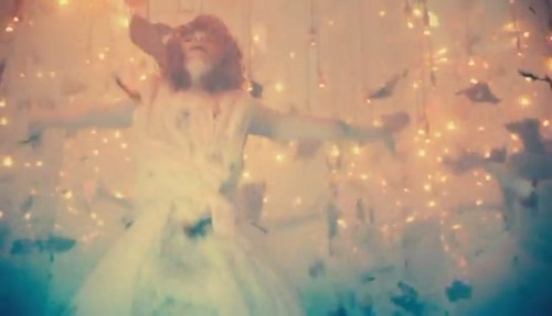 Florence + The Machine wallpaper entitled Cosmic Love [Music Video]
