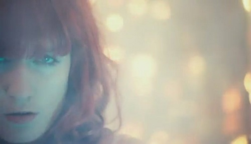 Florence + The Machine wallpaper possibly with a portrait entitled Cosmic Love [Music Video]