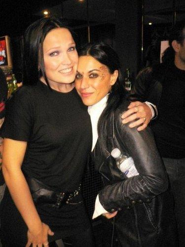 Cristina Scabbia & Tarja Turunen