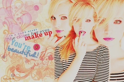 Croline Forbes/Candice Accola 壁紙