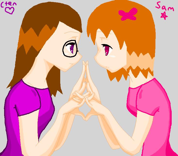 Cten and Alyssa