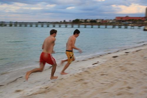 Damian and Paul