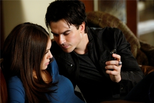 Damon & Elena - damon-and-elena Photo