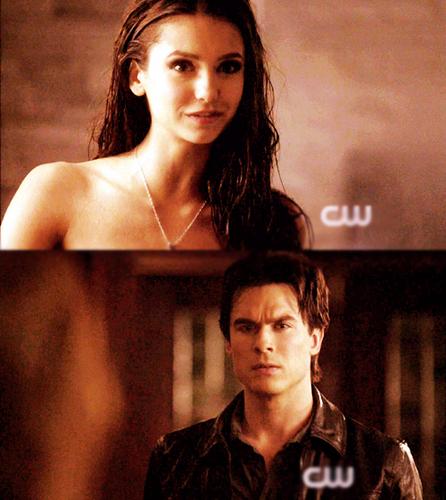 Damon & Katherine (2x15)