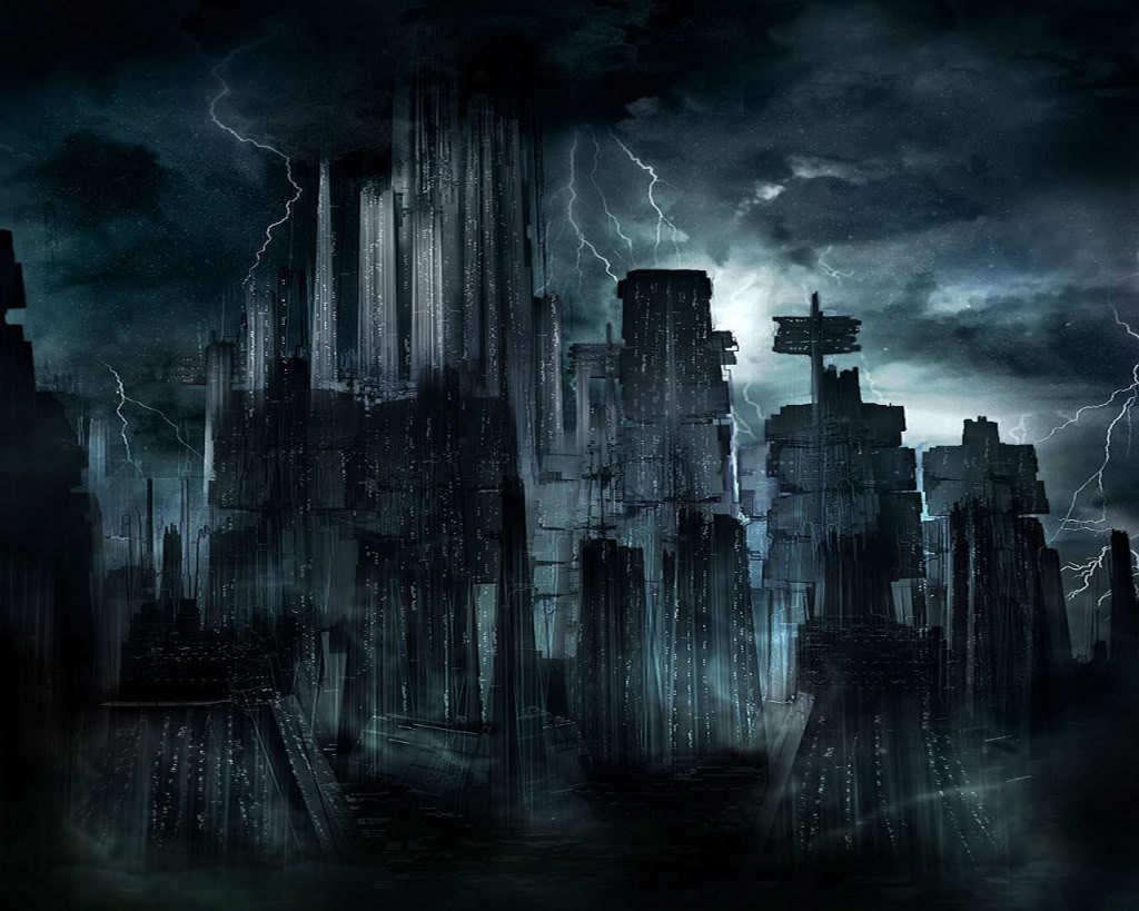 Dark city - Fantasy Photo (19422683) - Fanpop