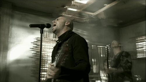 Daughtry - Over You - Screencaps  - daughtry Screencap