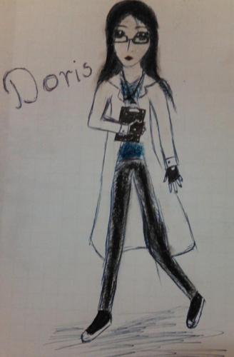 Doris (humanized)