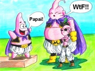 Dragon Ball Z!x)