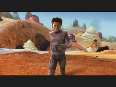 Taylor Lautner پیپر وال called Dream Song [Shark Boy & Lava Girl]