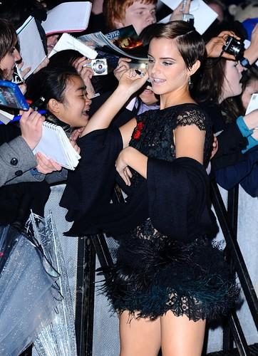 Emma Watson HP7 Premier Pt6