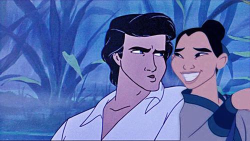 Eric/Mulan