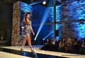Evangelia on the final's fashion show (Christoforos Kotentos) - greeces-next-top-model photo