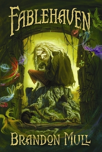 Fablehaven cover of book 1