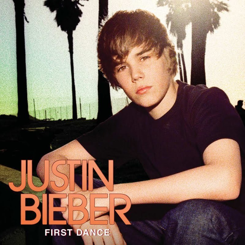 justin bieber first dance lyrics in the my world album these first ...