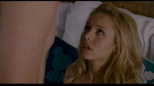 Kristen Bell wallpaper containing a portrait entitled Forgetting Sarah Marshall