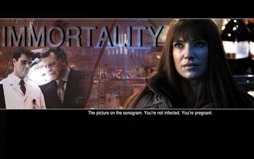 Fringe Season 3 Immortality