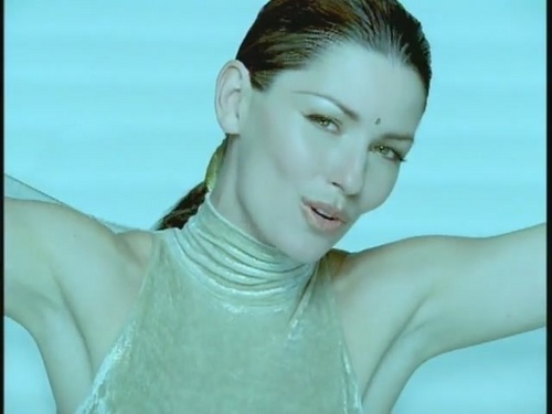 shania twain fondo de pantalla probably with skin and a portrait entitled From This Moment On [Music Video]
