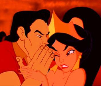 Gaston/Jasmine