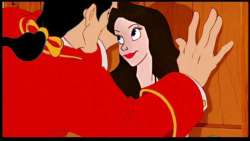 Gaston/Vanessa Crossovers
