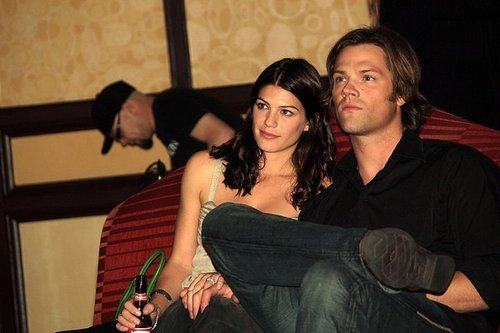 Gen & Jared Padalecki @ Brian Buckley concierto