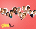 Glee valentine - glee wallpaper