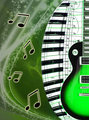 Green - music photo