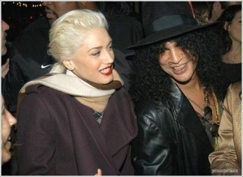 Gwen,Slash