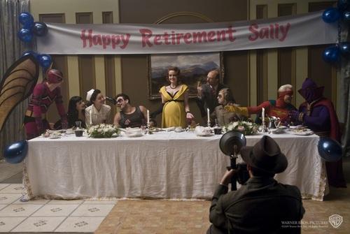 Happy Retirement Sally