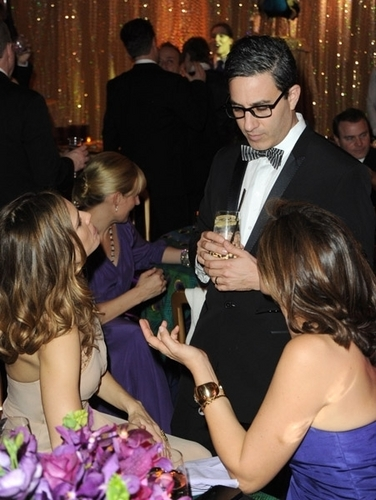 Hilary @ HBO's Official 2011 SAG Awards After Party