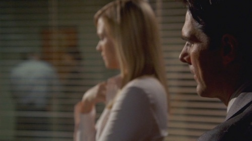 Hotch & JJ // 2x03