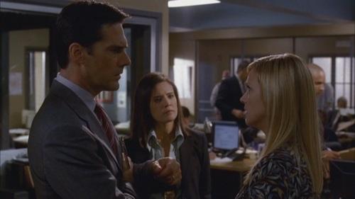 Hotch & JJ // 2x05