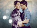 I promise. I will.  - jack-and-ianto wallpaper