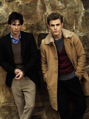 Ian & Paul Photoshoot ♥