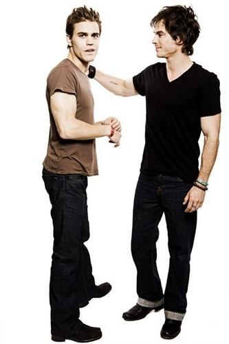 Ian & Paul ♥