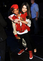Jaden & Selena Gomez