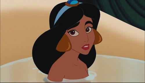 princesa jasmín fondo de pantalla entitled jazmín - encantada Tales