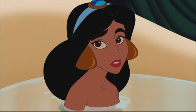 princess trainer how to send jasmine