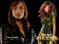 Jean Grey - x-men-the-movie wallpaper