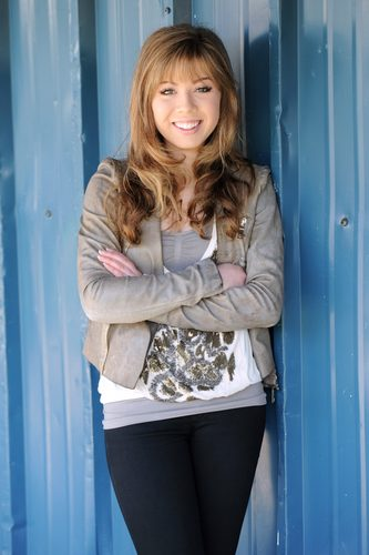 Jennette McCurdy Обои probably with an outerwear, a box coat, and a well dressed person titled Jennette McCurdy
