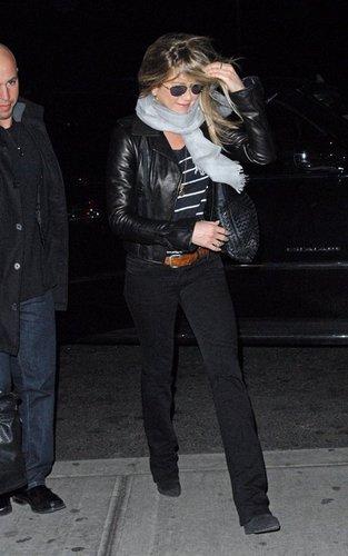 Jennifer @ JFK Airport