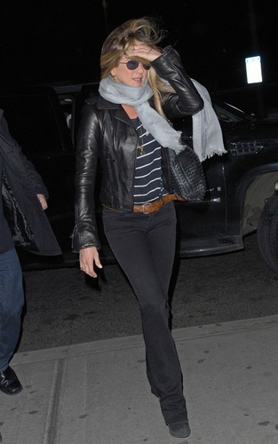 Jennifer @ JFK Airport