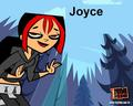 Joyce - total-drama-island-fancharacters wallpaper