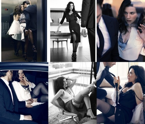 Julianna Margulies wallpaper with a well dressed person and a business suit called Julianna