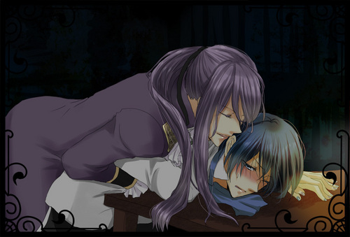 Kamui and Kaito