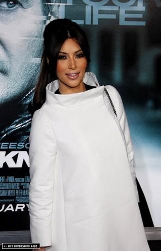 Kim attends the 'Unknown' Movie Premiere 2/16/11