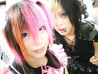 Ko-Ki & Reno (when they were in NoveLis)
