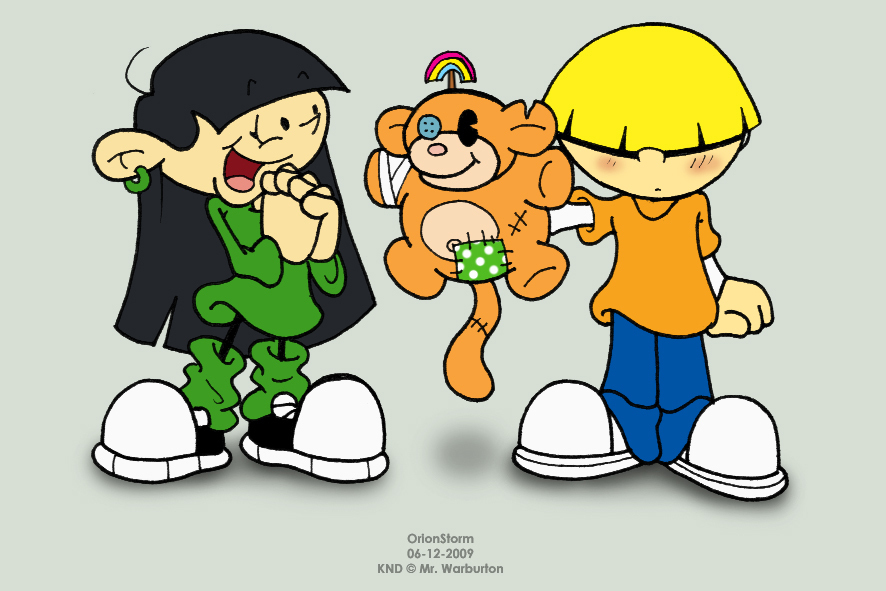 Kuki and Wally