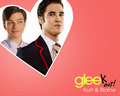 Kurt & Blaine - kurt-and-blaine wallpaper