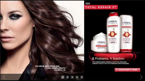 L'Oréal Sublime mousse photoshoot