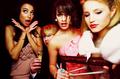 Lea, Naya, Chord & Dianna